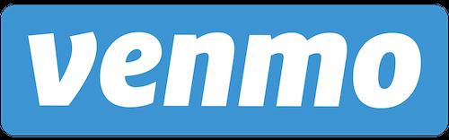 Donate with Venmo button
